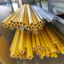 Flame Fire Retardant Pultruded FRP Profiles For Construction/Industry/Civil