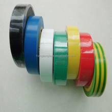 Easy to tear pvc insulating adhesive tape