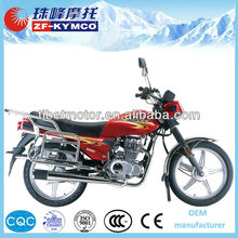 Chongqing import china bikes 150cc super street motorcycle ZF150-3C(VI)
