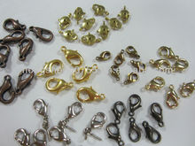 factory supplies cheap lobster clasp /brass lobster clasp for boxes/lobster clasp for hangbag