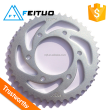 Motorcycle sprocket for SCORPIO 44T