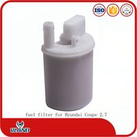 Automobiles Spare Parts Fuel Filter for Hyundai Coupe 2.7
