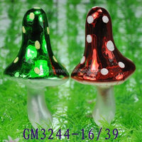 Glass Mushroom Shaped 2014 Easter Gifts