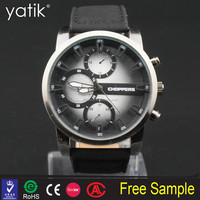 casual antique quartz watch good price fashion playboy quartz watch easy matching leather handbag