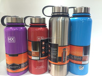 hotsale USA market sports bottles 900ml and 1100ml vacuum flask travel pot