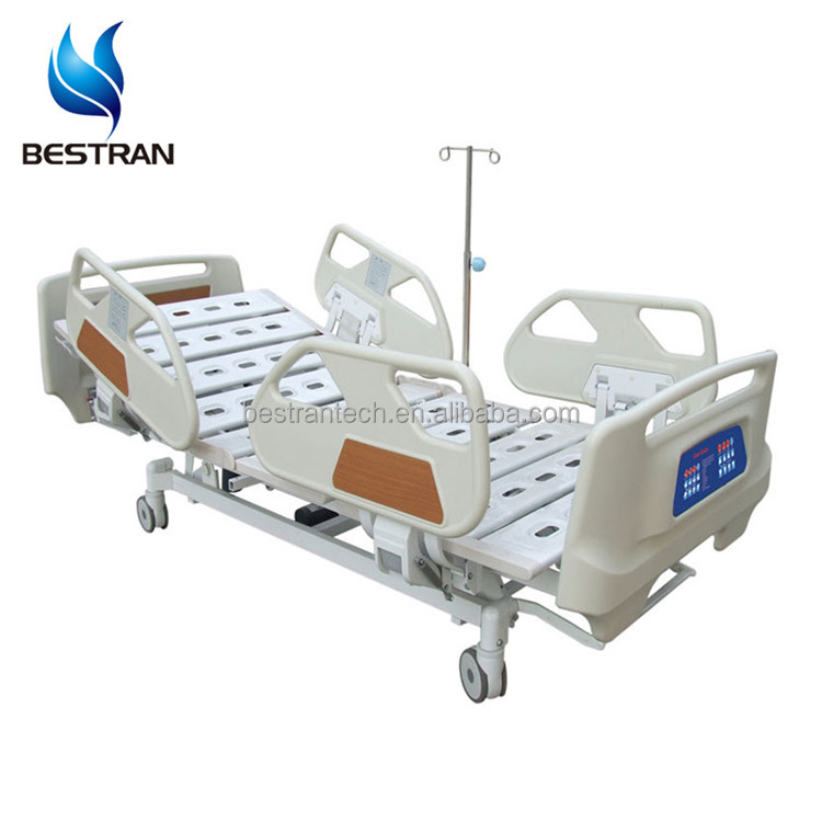 BT-AE017 ICU health care 5 functions electrical medical bed hospital bed