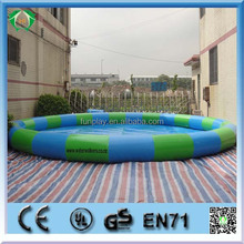 HI best seller hard plastic swimming pools with CE/SGS
