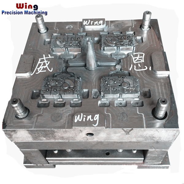 customized wheel alloy aluminum or zinc die casting mould