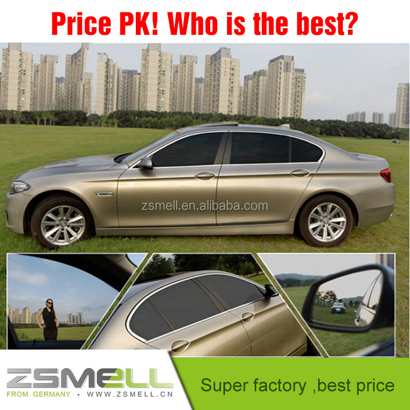 heat insulated function uv protection car window film car window sun protection