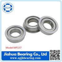 MF137open Miniature deep groove ball bearing