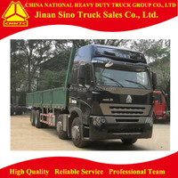 A7 16m3 12 Wheeler 8x4 cargo truck vehicle