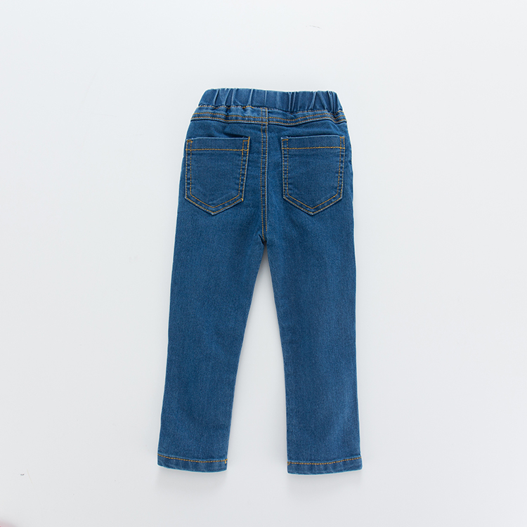 Children Denim Jeans Pants China Import Latest Trousers Kids Clothes Boys