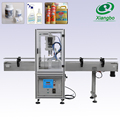 Long working life motor automatic screw cap machine