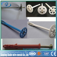 2017 new product External wall insulation anchoring nails nail/insulation fixing nails/Insulation pin