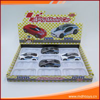 Top selling children 1:43 scale pull back classic cars diecast model