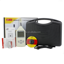 GM1360A Handheld Low price industrial digital thermometer humidity measurement devices data loggers <strong>temperature</strong>
