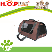 soft pet carrier/ Comfort Pet Dog Cat Carrier Soft Travel Tote Tent Airline Approved/ folding and soft fabric pet