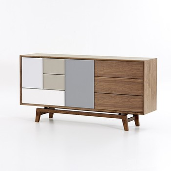 modern storage furniture. nd536 nasida modern storage cabinet mdf walnut sideboard furniture t