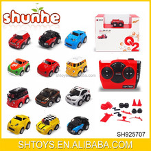 5cm funny infrared stunt car Shen qi wei super mini rc cars