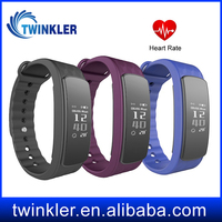 Touch Screen Heart rate monitor Oled bracelet watch men watch with bluetooth man watch bulk wholesale