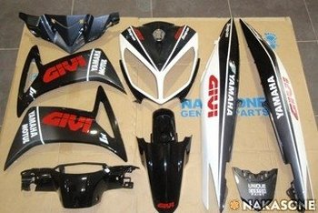NLC701 BODY COVER SET - NOUVO LC SPECIAL EDITION