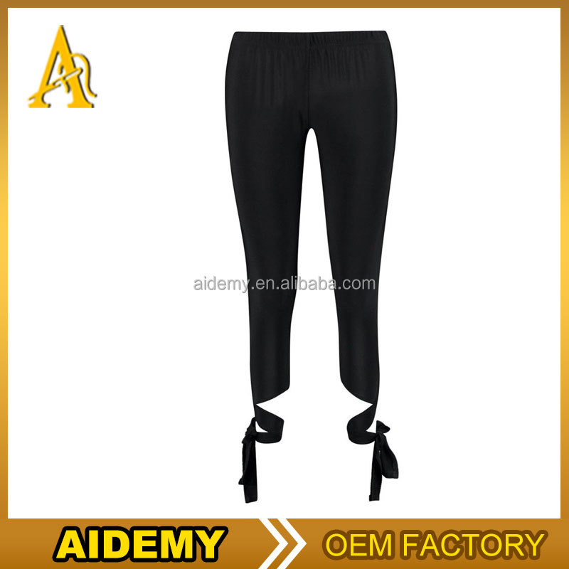 Custom Dry Fit Gym Fitness Leggings ,Spandex Yoga Pants / Fitness Wear & Gear