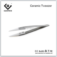 Vetus ceramic tweezer for E-cigarette