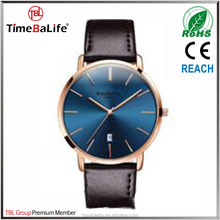 2017 Ultra Thin Excellent Design OEM Bussiness Men Wrist Watch