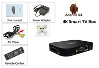 Android 4.4 TV box with Allwinner H3 Solution,install Google Play Store, Quad core KODI TV Box with free Add-ons