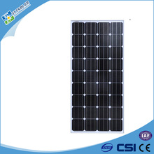 Sunpower high efficiency mono solar panel 150W price made in China