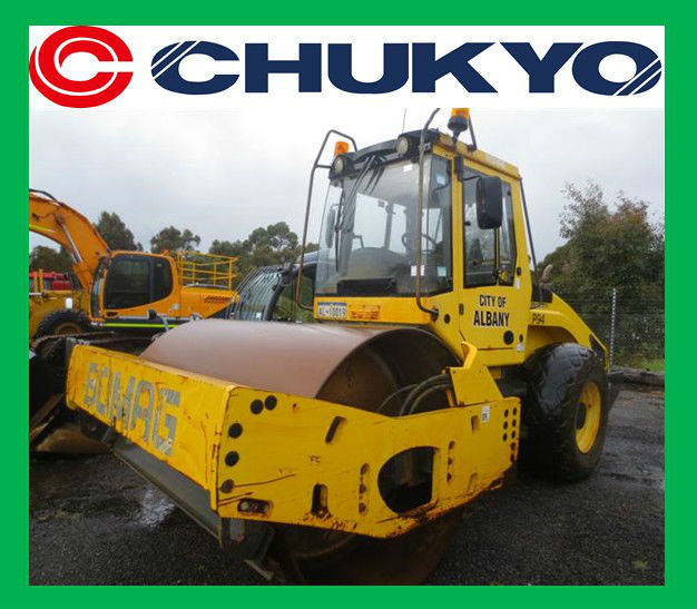 Used Bomag Road Roller BW 211 D-4 <SOLD OUT>