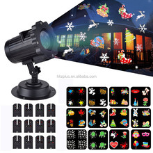 12 Slides Outdoor Holiday Decorations Christmas Projector Amazon