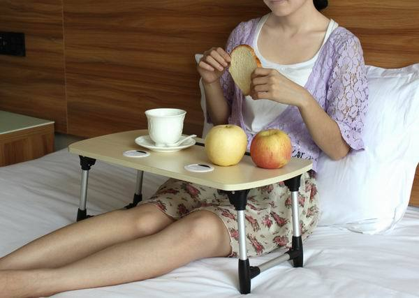 Folding Portable Wood Folding Coffee Table