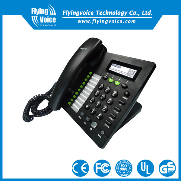 Advanced telephony caller ID, call waiting, 3-way conference IP telephony IP622