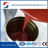 Waterproofing coating roof coating coating for tiles