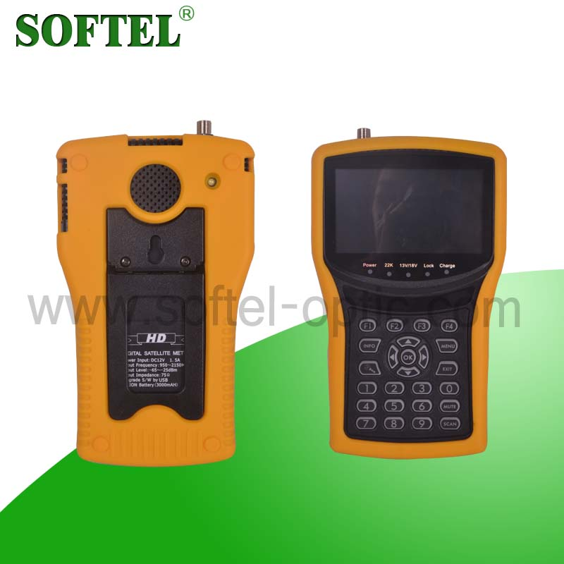[Softel] Hd Dvb-s Digital Satellite Signal Finder