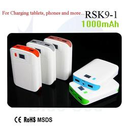 Professional power bank made in japan x power battery charger with great price RSN2-1