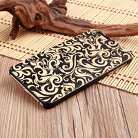 Box Package Phone Case Wood Wooden