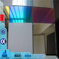 Manufacturer Supplier two-way mirror glass AS/NZS2208