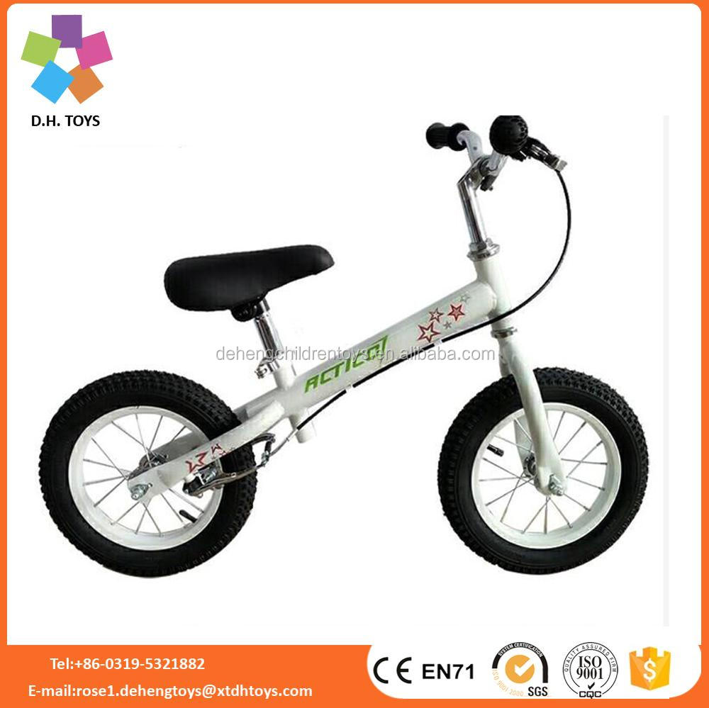 two wheels auto balance bike / baby bicycle / balance bicycle for kids
