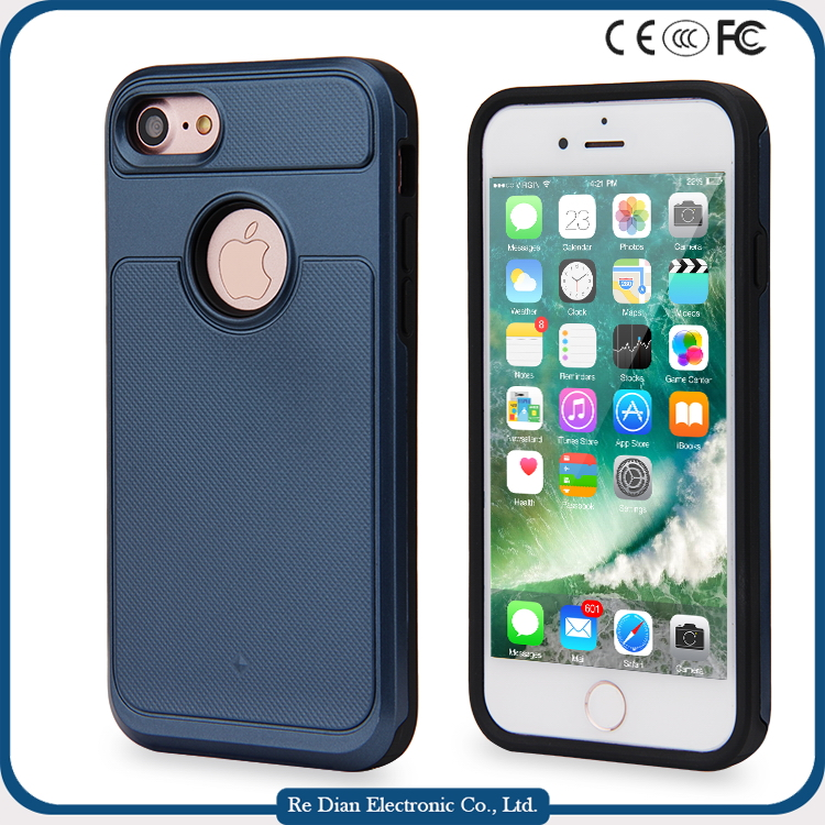 Fast Shipping Storage Fashion Anticollision Handphone Cover Cases for iPhone 7