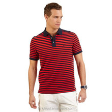 Pique Fabric 220gsm New Style Cheap Price Men Polo