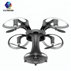Original Ball Shaped FPV Camera RC Drone Flying Remote Control Helicopter Toy Foldable Mini Pocket 2.4G RC Quadcopter - RTF