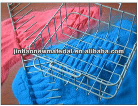 thermoplastic PE powder coating for fences and shelf