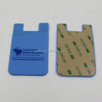 3m Sticker Silicone Card Holder Adhesive
