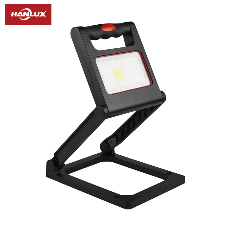 rechargeable IP65 portable led working light with battery