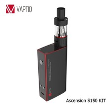 Vaptio S150 150W TC 200-600F rechargeable 18650 battery rokok elektronik e cigrate