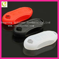 Silicone remote key covers for nissan car keys Tiida Livda March Sylphy Teana X-trial MURAN Qashqai accessories Cars parts