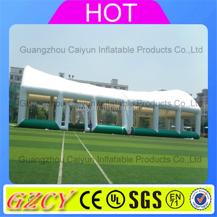 Large Inflatable dome tent for outdoor, Used Commercial Big inflatable dome tent