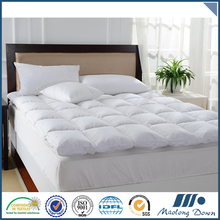 Hot selling high quality Eco-Friendly 2016 popular mattress topper
